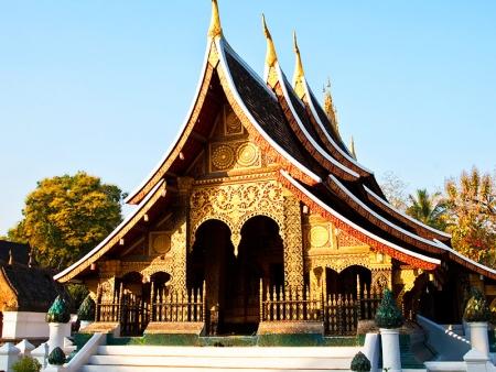 Départ de Luang Prabang