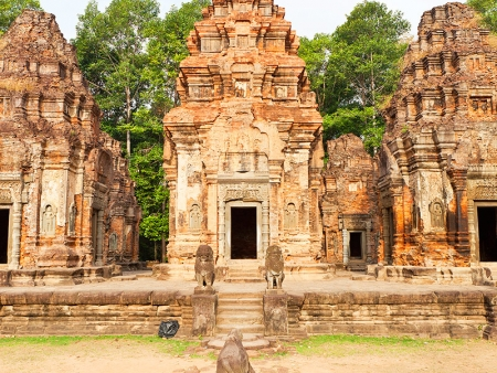 Bienvenue à Siem reap