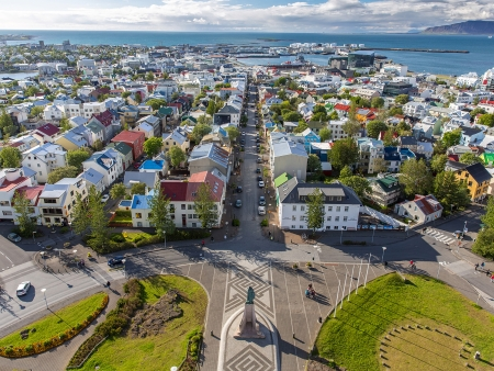 Visite de Reykjavik