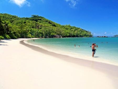 Arrivée dans l'archipel paradisiaque des Seychelles