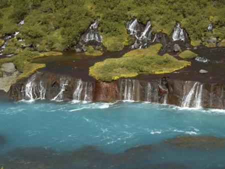 Autour du lac Myvatn