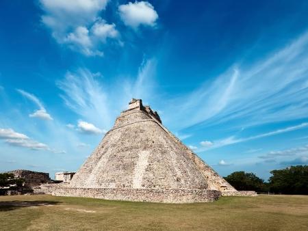 Premiers pas au Yucatan…