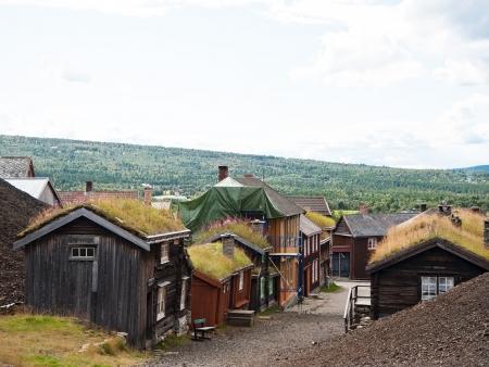 Traditions cuivrées de la ville de Røros