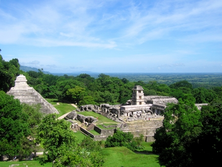 Le monde perdu des Mayas