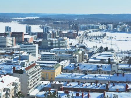 Jyväskylä, fief d'Alvar Aalto