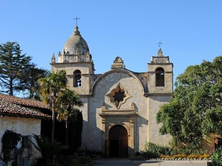 Mission de Carmel, une merveille historique