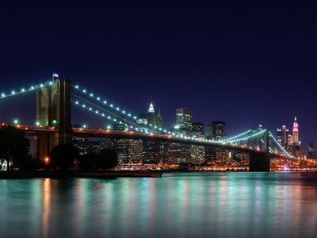 Départ de New York