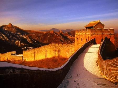 La Grande Muraille de Chine