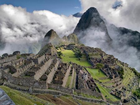 Le spectaculaire Machu Picchu