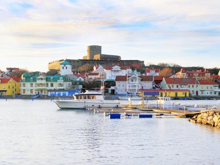 Iles et petits villages de pêcheurs de la sublime côte du Bohuslän