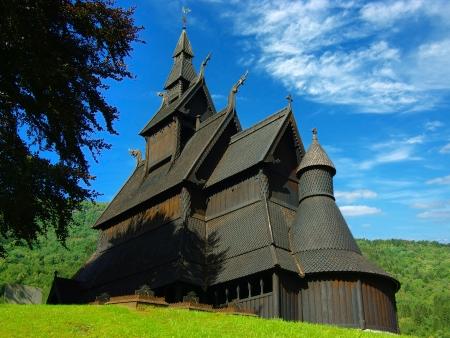 La charmante cité de Bergen