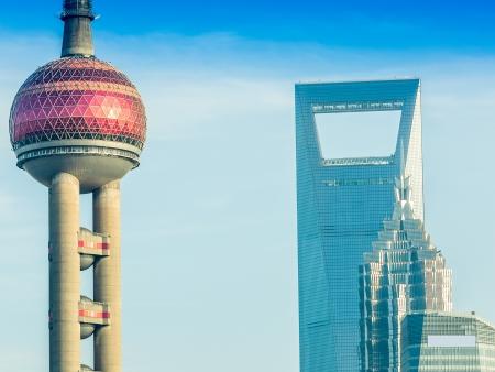 Départ pour la Chine