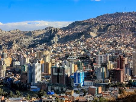 Départ pour la Bolivie