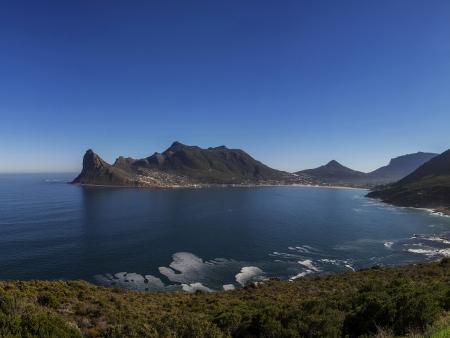 Arrivée en Afrique du Sud