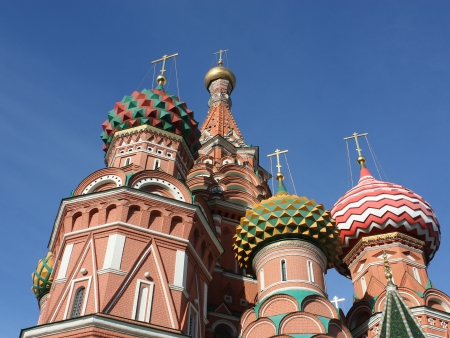 Vers la capitale russe !