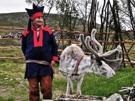Rencontre avec les samis