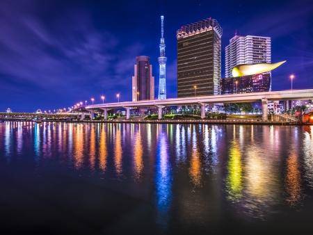 Croisière sur la rivière Sumida, découvertes culinaires et départ pour … L'Argentine