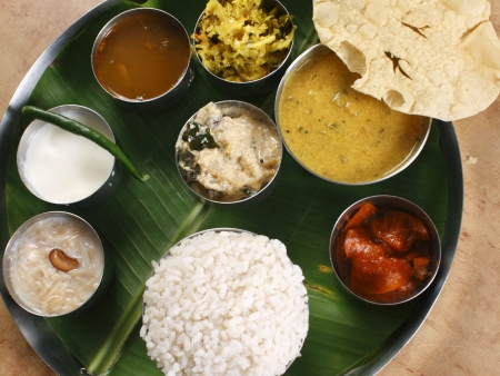 Cours de cuisine Keralaise