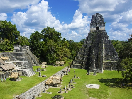 Tikal, le plus grand site du monde Maya !