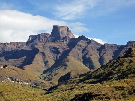 Journée de marche dans les montagnes spectaculaires du Drakensbeg classées à l'Unesco