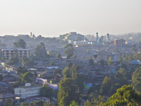 Arrivée en Ethiopie !