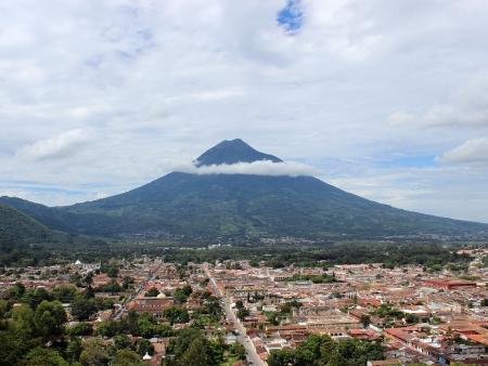 Arrivée au Guatemala