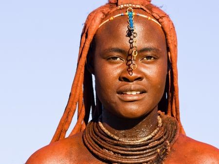 En terres Himbas