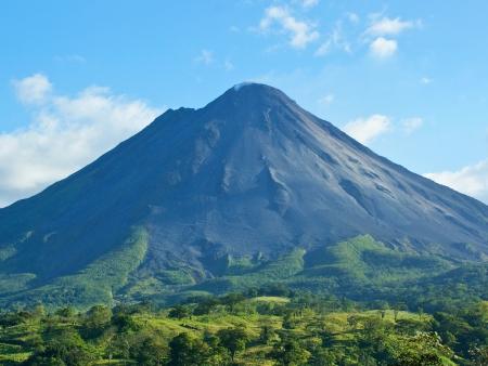 Les foudres du volcan…