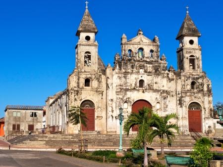 Granada, La ''Grande Sultane'' coloniale d'Amérique Centrale