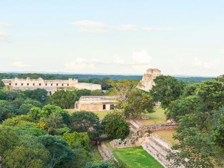 La magie des Pyramides d'Uxmal