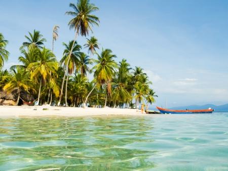 Paradis perdu dans la mer des Caraïbes
