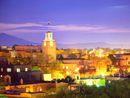 Journée à Santa Fe