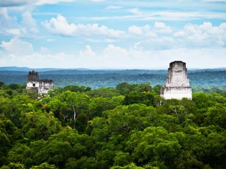 Incursion en terres Mayas