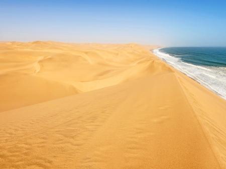 Le long de la côte des squelettes (100km)