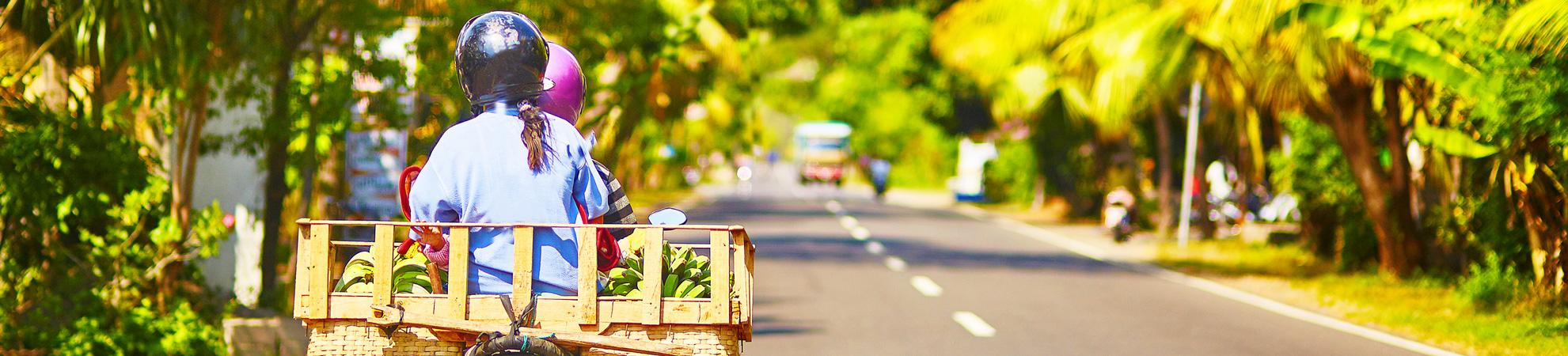 Transports en commun à Bali