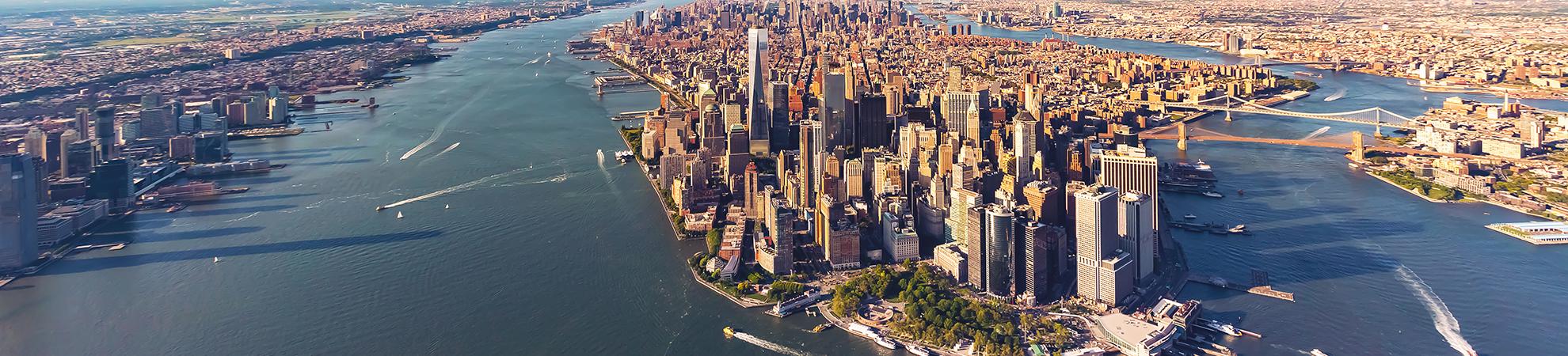 Visite privée de Manhattan avec guide francophone (3 heures)