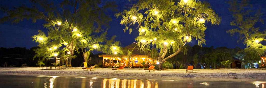 Hôtel The Orchid Resort - Koh Rong Samloem