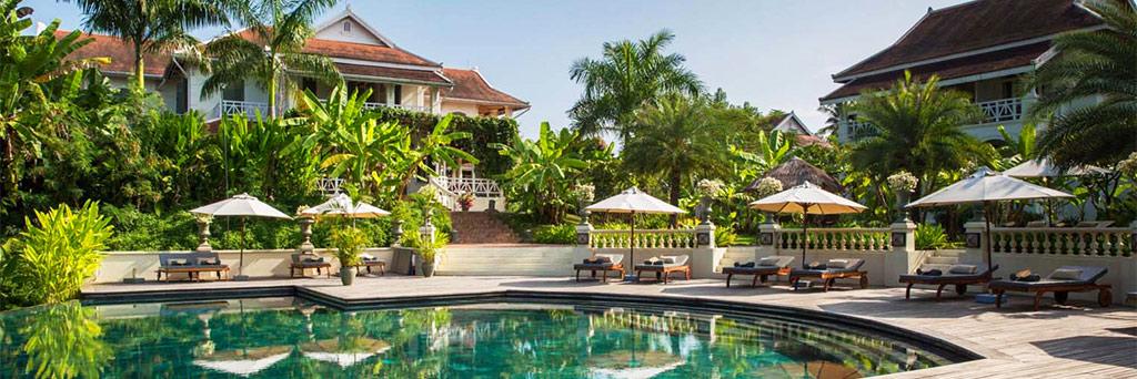 Luangsay Residence - Luang Prabang