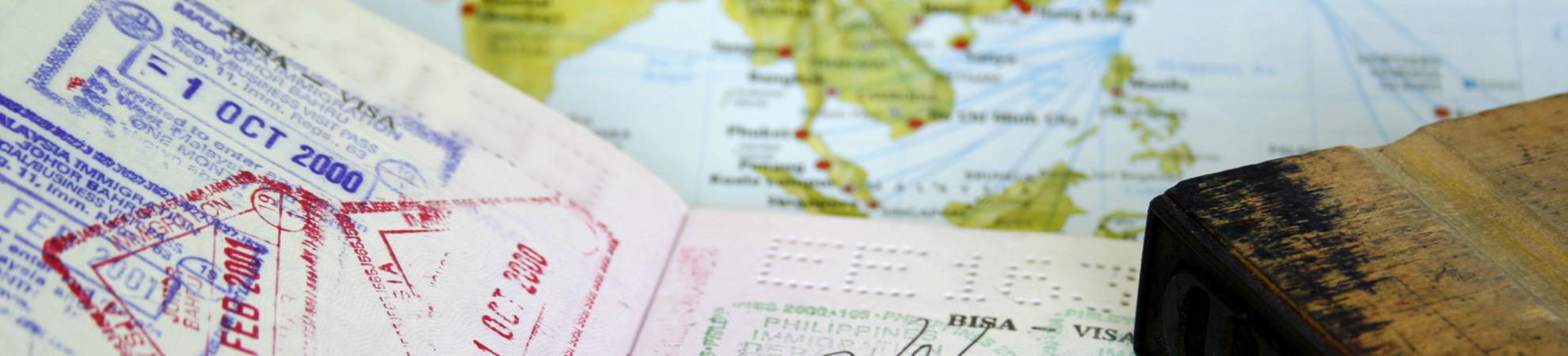 Visa pour les philippines