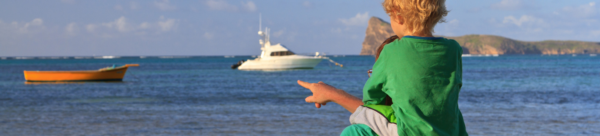 Voyage Île Maurice en famille